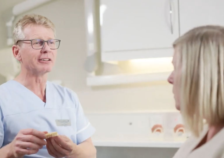 Dental Health Centre Grantham Video Testimony